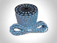 Канат полипропиленовый плетеный 14 мм намотка 10-150 м