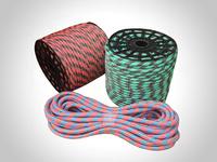 Канат полипропиленовый плетеный 18 мм намотка 10-100 м