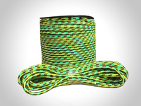 Канат полипропиленовый плетеный 10 мм намотка 10-200 м