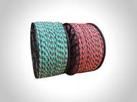Канат полипропиленовый плетеный 8 мм намотка 10-200 м