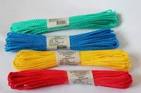 Шнур хозяйственный вязаный цветной Ø 3 мм